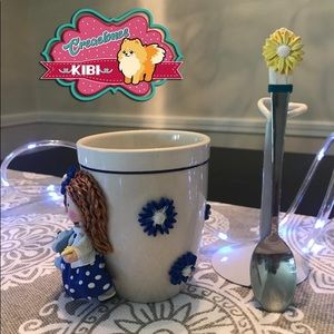 Kitchen - beautiful handmade cup!  💝